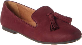 Gentle Souls Eugene Tassel Leather Flat
