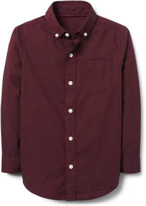Crazy 8 Crazy8 Oxford Shirt