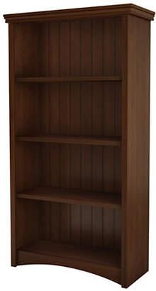 South Shore Gascony Four-Shelf Bookcase