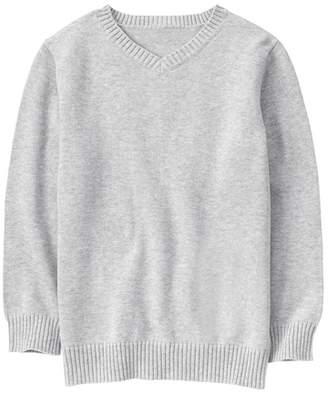 Crazy 8 Uniform V-Neck Sweater