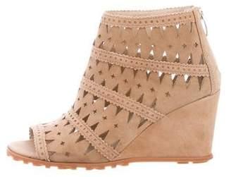 Via Spiga Latanya Wedge Sandals w/ Tags