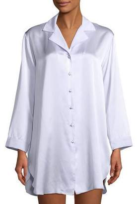 Christine Designs Garbo Silk Sleepshirt