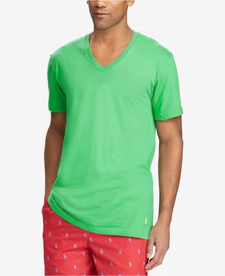 Polo Ralph Lauren Men's Classic Fit Crew Neck T-Shirts, 3-Pack