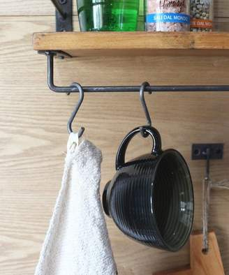 A.depeche Iron Mini Hook 4set