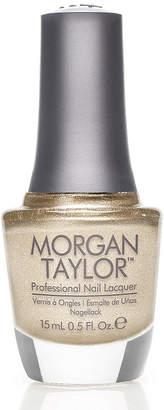 MORGAN TAYLOR Morgan Taylor Give Me Gold Nail Lacquer - .5 oz.