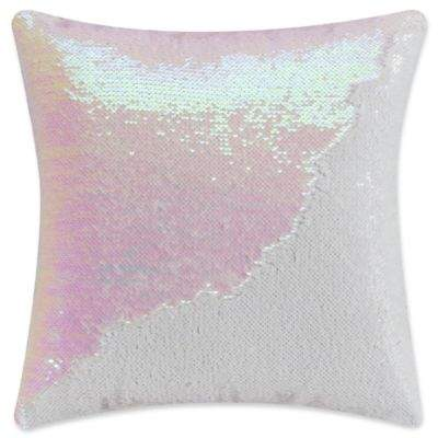 VCNY Home Little Wanderer Sequin Throw Pillow