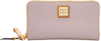 Dooney & Bourke Claremont Lg Zip Around Wallet