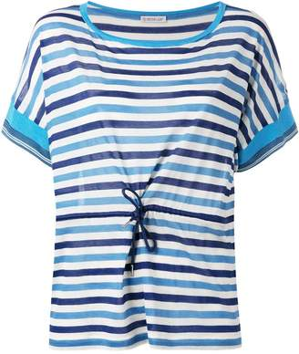 Moncler striped T-shirt
