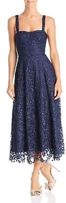 Lee SAU Ambrose Embroidered Dress