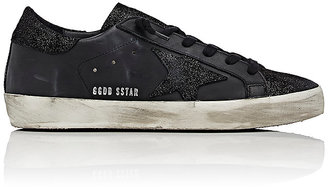 Golden Goose Women's Women's Superstar Leather & Suede Sneakers $480 thestylecure.com