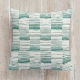 Linear Gradation Self-Launch Square Pillows