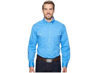 Roper 1528 Solid Poplin Men's Clothing