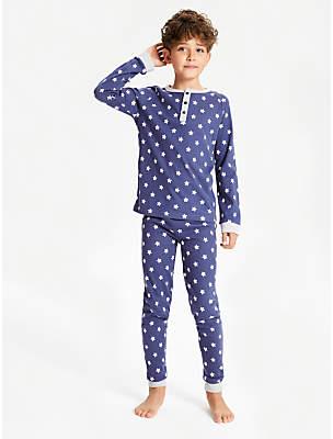 f6a7df1d67b3 Boys Blue Striped Pyjamas - ShopStyle UK