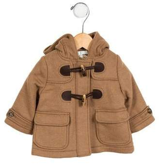 Marie Chantal Girls' Duffle Hooded Coat