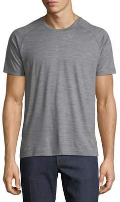 Z Zegna 2264 Z Zegna Raglan-Sleeve T-Shirt