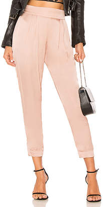 Enza Costa Pleated Jogger