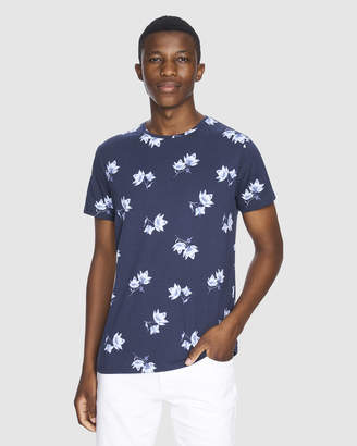 yd. Manny Floral Tee