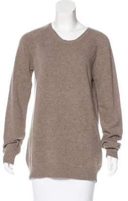 Stella McCartney Wool & Cashmere-Blend Knit Sweater