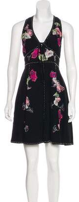 Marc Jacobs 2017 Sleeveless Knee-Length Dress