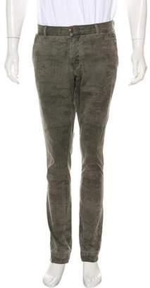 J Brand Printed Skinny Pants