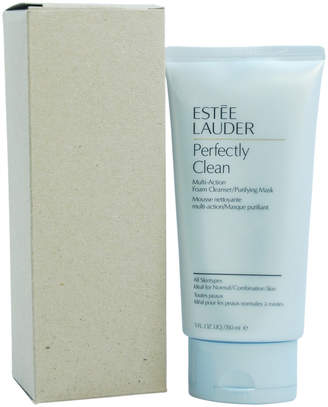 Estee Lauder 5Oz Perfectly Clean Multi-Action Foam Cleanser & Purifying Mask
