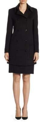 Akris Mary Cashmere Coat