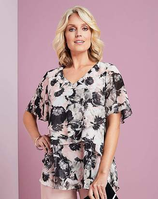 b697a1cf98e55 Plus Size Special Occasion Tops - ShopStyle UK