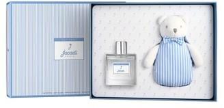 Jacadi Tout Petit Treatment Water 100ml + Martin Teddy Gift Set