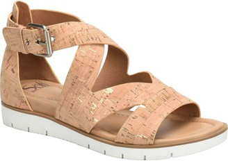 19d530543739 Sofft Leather Sport Sandals - Mirabelle