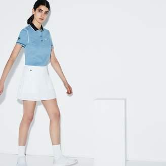 Lacoste Women's SPORT Tennis Pleated Skirt