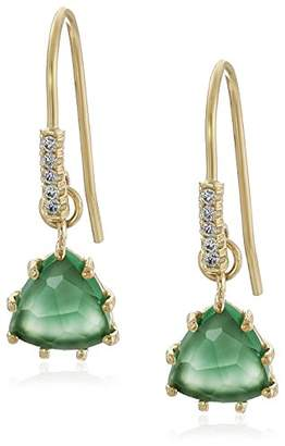 Suzanne Kalan Kalan by Green Onyx Drop Earrings