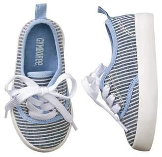 Gymboree Striped Sneakers