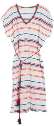 Velvet by Graham & Spencer Stripe Caftan Dress