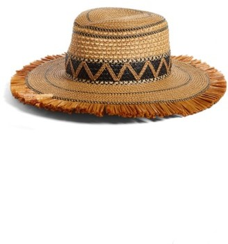 Women's Eric Javits Lily Packable Squishee Fedora - Beige $295 thestylecure.com