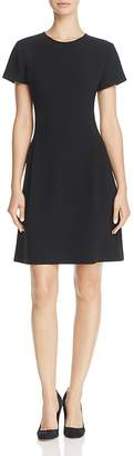 Theory Corset T-Shirt Dress $345 thestylecure.com