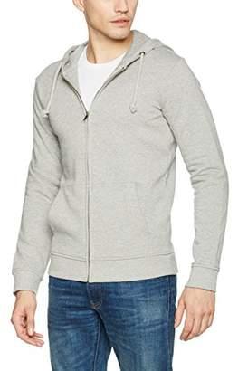 Benetton Men's Jacket W/Hood L/S Hoodie,XX (Size:X-Large)