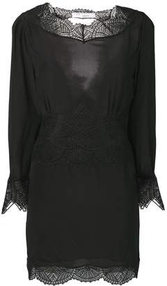 IRO Warry lace dress