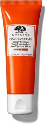 Origins Energy-Boosting Tinted Moisturizer
