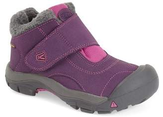 Keen Kootenay Faux Fur Lined Waterproof Winter Boot (Baby & Toddler)