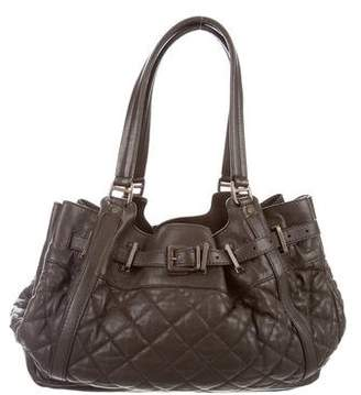 Burberry Quilted Beaton Bag