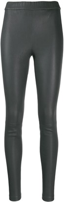 Helmut Lang slim fit leggings