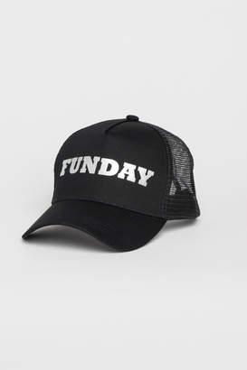 Ardene Funday Baseball Cap