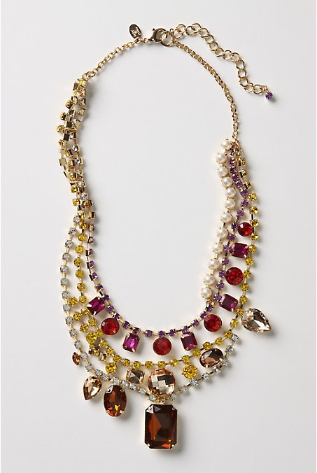Crown Jewels Necklace