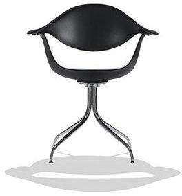 Herman Miller Nelson Swag Leg Arm Chair