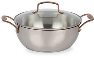 Cuisinart 5 Quart Stainless Steel Casserole