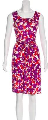 Max Mara Weekend Sleeveless Knee-Length Dress