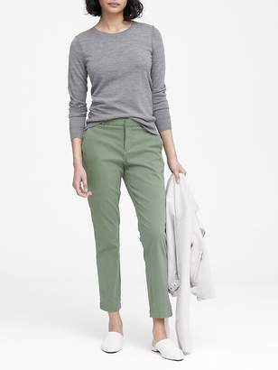 Banana Republic Petite Sloan Skinny-Fit Chino