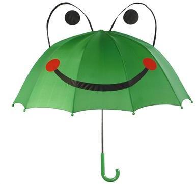 Frog Kids Umbrella