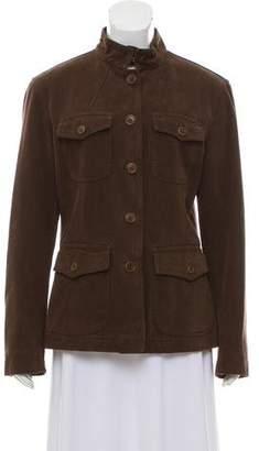 Beretta Corduroy Button-Up Jacket w/ Tags