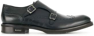 Baldinini classic monk shoes